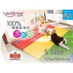 韓國代購Alzipmat Color Folder 多用途遊戲地墊 Size S (200X120X4.0cm) 4.5kg (不包運費)